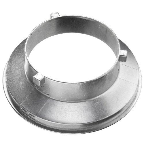 Walimex Softboxadapter für Aurora/Bowens Bowens Ring