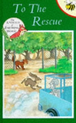 To the Rescue (Animals of Farthing Wood) by Mary Risk (1995-09-02)