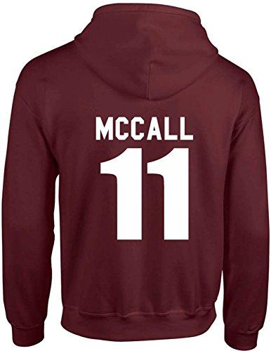 AMBRAT Herren Kapuzenpullover McCall 11