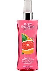 Body Fantasies  Sparkling Pink Grapefruit, 3er Pack(3 x 94 ml)