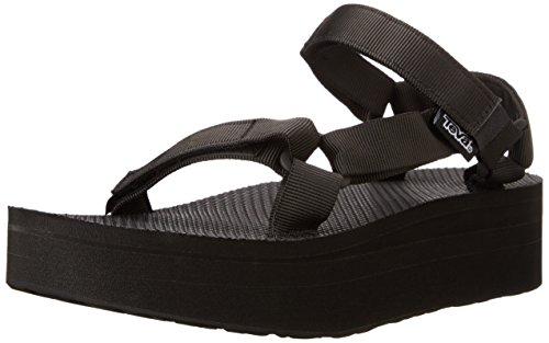 teva-flatform-universal-donna-nero-scarpe-sandali-taglia-nuovo-eu-41