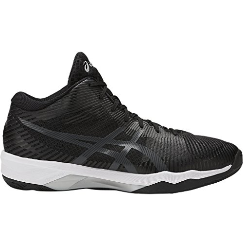 Asics ASICS Schuhe Volley Elite FF MT Herren Black/Darkgrey/White, schwarz