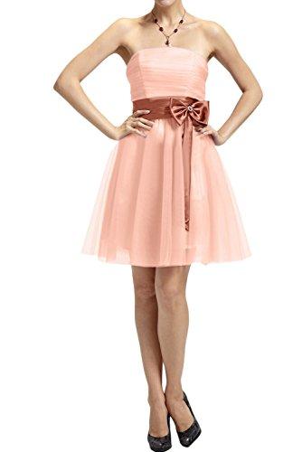 Ivydressing -  Vestito  - linea ad a - Donna rosa antico