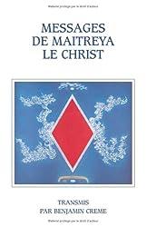 Messages de Maitreya le Christ