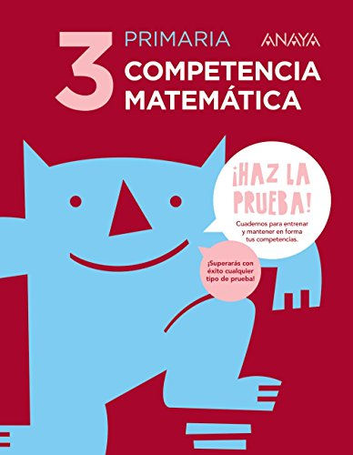 Competencia matemática 3. (¡Haz la prueba!) - 9788469831359