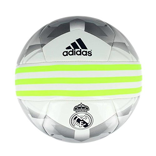 adidas – Balón de fútbol Real Madrid CF 2015-2016 Adidas