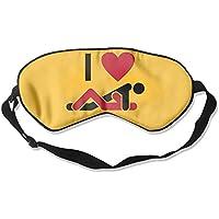 I Love Fucking 99% Eyeshade Blinders Sleeping Eye Patch Eye Mask Blindfold For Travel Insomnia Meditation preisvergleich bei billige-tabletten.eu