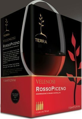 VELENOSI Entry Level Rosso Piceno DOC (1 bag in box 3 litri)