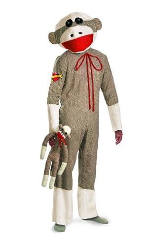 Halloween De Singe De Chaussette - Halloween Taille de Chaussette Singe singe Costume