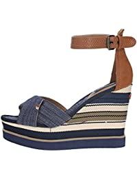 Wrangler WL171662 Zapatos De Cuña Mujer