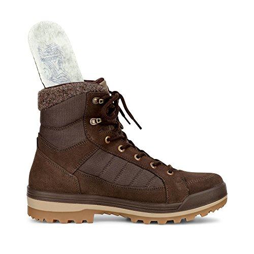 Lowa Isarco Iii Gtx Mid, Chaussures de Randonnée Basses Homme marron foncé