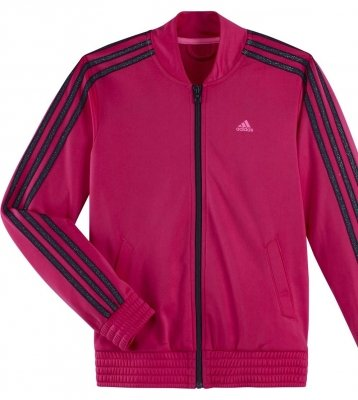 adidas Performance Kinder, Mädchen Trainingsjacke rosa 164