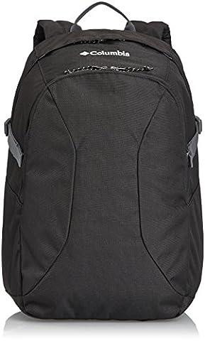 Columbia Unisexe du vent Confort Sac de sac à dos pour ordinateur portable, mixte, noir
