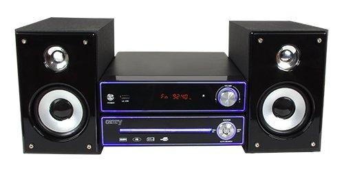 Camry CR1117 Mini Hi-Fi Stereoanlage Schwarz - Camry Stereo