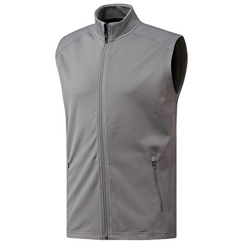 adidas Herren Climawarm Vest Anzugweste, Grau (Gris CY9369), Medium