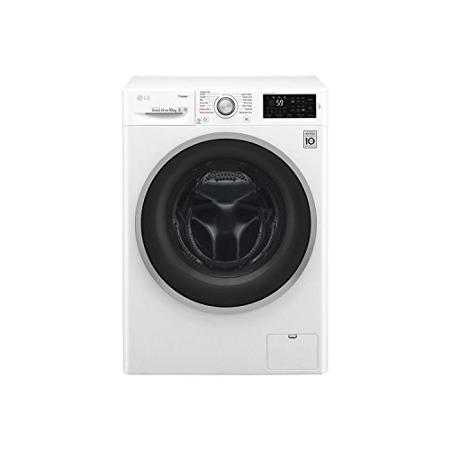 LG F4J6JY1W 10kg 1400rpm Freestanding Washing Machine - White