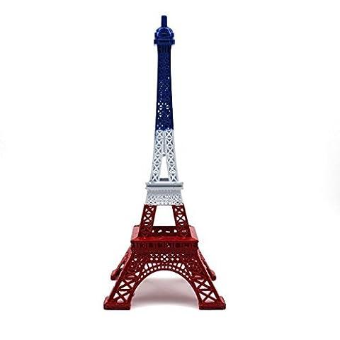 lsv-8Fashion Raum Dekoration Paris Eiffelturm Design Weihnachts Geschenk Home Figur