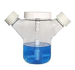 Scilogex Magnetisch Glas Spinner Fläschchen 500Ml Fassungsvermögen