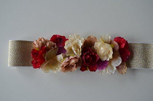 79b572bf ▷ Cinturones de flores baratos | Lo mejor de 2019