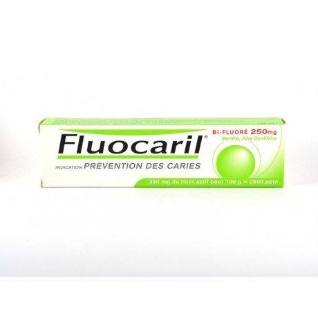 Fluocaril 250Pte pasta de dientes T/75 ml
