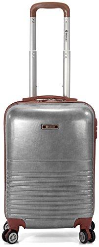 Benzi - Juego de maletas BZ5104 (Gris Plata)