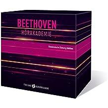 Beethoven Hörakademie: 10 CDS IM GESCHENKSCHUBER: 9 Symphonien inklusive Hörakademie und ausführlichem Begleitbuch