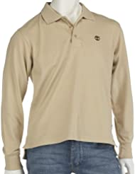 Timberland Jackson Mountain manches longues Polo, beige