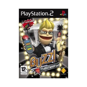 Buzz! Hollywood - Solus [UK Import] - Trivia 2 Playstation