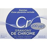 GRANIONS Chrome 200µg 30 Ampoules