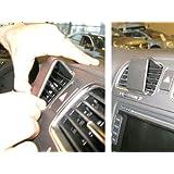 Brodit ProClip Kfz-Halterung für Volkswagen Golf VI 09-12 (Center Mount) schwarz