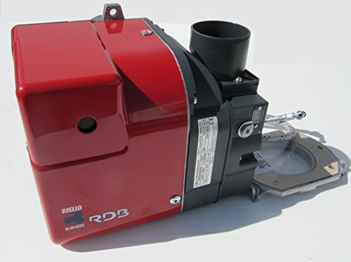 Riello RDB oil-fired burner for central heating boilers - Universal fit