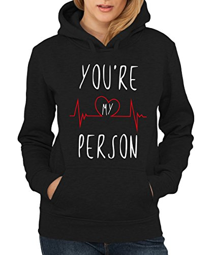— You're My Person — Girls Kapuzenpullover