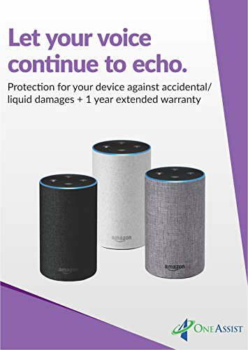 OneAssist 2 Year Protection Plan for Amazon Echo