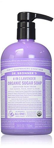Dr. Bronners - Seife - Flüssigseife - Lavendel 710 ml - Dr. Bronners Seife Lavendel