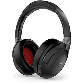 0d94dc5bdd1 Noise Cancelling Bluetooth Headphones, TaoTronics Upgraded ANC Headphones  with aptX CD-Like Audio (Deep Bass and CVC 6.0 Noise Cancelling Built In  Mic)