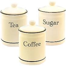 Lesser & Pavey – Botes de cocina té café ...