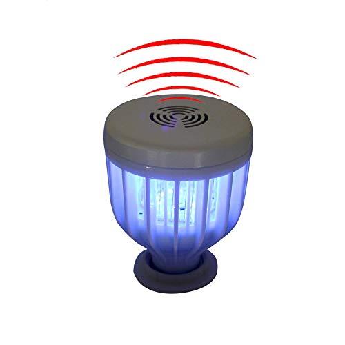 EP-Mosquito Lamp Moskito-Mörder, elektronischer Ultraschall-Dämpfer strahlungsfreies Mückenschutzmittel, mütterliche und kindliche Moskitoabwehrlampe, 2er-Set