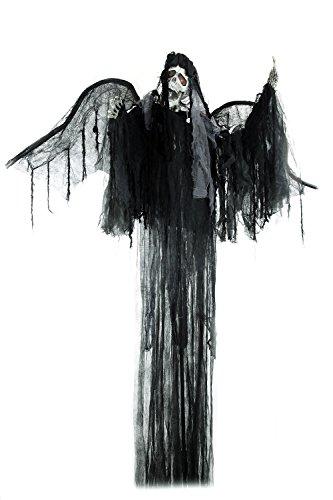 Knochenbraut mit Flügeln animiert by