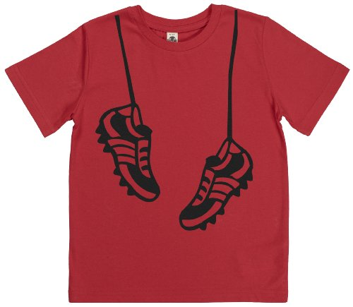 phunky-buddha-hanging-football-boots-kids-tshirt-9-11-yrs-red