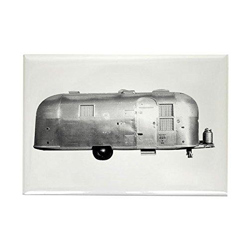CafePress–Airstream Trailer–Rechteck Magnet, 5,1x 7,6cm Kühlschrank Magnet (Lustiges Redneck-humor)