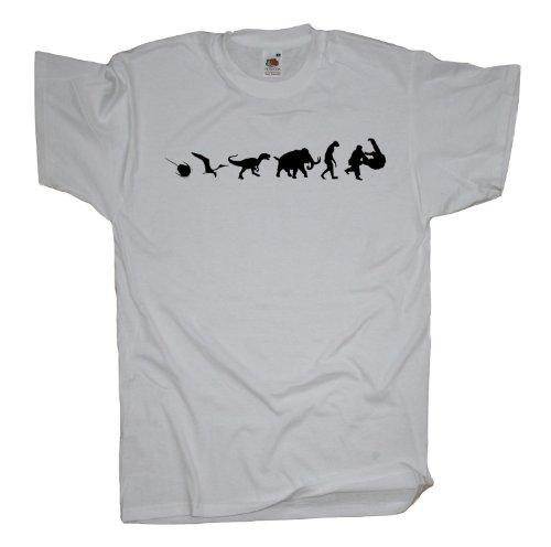 Ma2ca - 500 Mio Years - Judo T-Shirt White