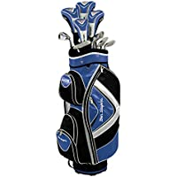 Ben Sayers 2018 M15 Package Set Mens 17 Piece Golf Set + Cart Bag - RIGHT HAND