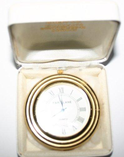limited-edition-gold-metal-quartz-park-lane-timepiece-clock-watch