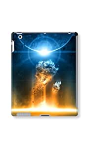KolorEdge Back cover for Apple iPad 2 - Multicolor
