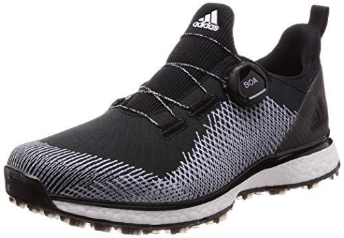 adidas Herren Forgefiber Boa Golfschuhe, Schwarz (Negro Bb7920), 42 2/3 EU
