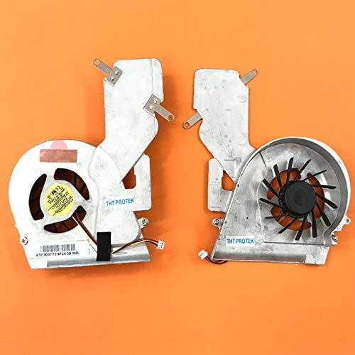Kompatibel für Toshiba Satellite Pro A215 A205 A210 Lüfter Kühler Fan Cooler Version 2, AT01900011