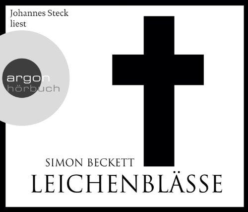 Buchseite und Rezensionen zu 'Leichenblässe (6 CDs)' von Simon Beckett