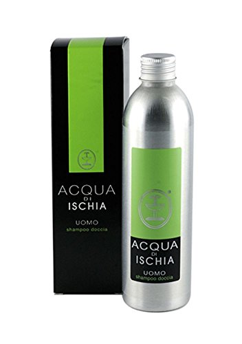 Ischia Cosmetici Naturali Acqua d'Ischia Shampoo Doccia Uomo - 250 ml