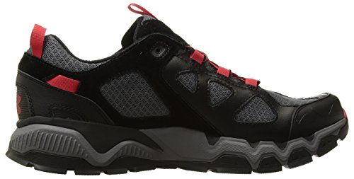 Under Armour Mens Mirage 3.0 Military and Tactical Boot Black/Rhino Gray/Red