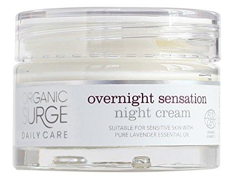 Organic Surge Overnight Sensation Night Cream 50ml